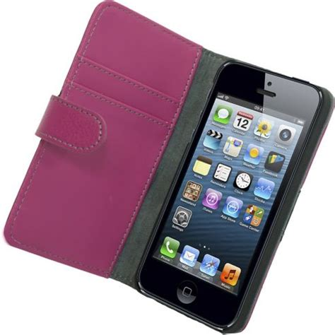how to use an iphone buy tortoise genuine leather folio iphone 5 5s pink 3394