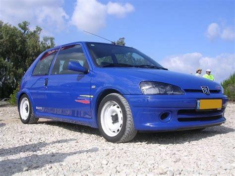 Bluer 1998 Peugeot 106 Specs, Photos, Modification Info