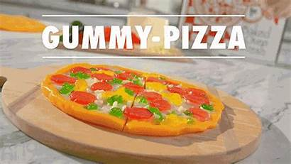 Pizza Gummy Candy Meal