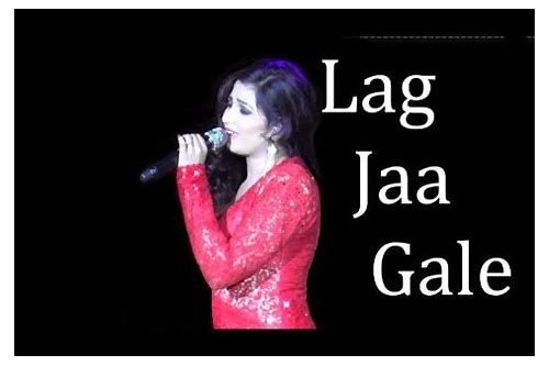 lag ja gale música baixar shreya ghoshal video