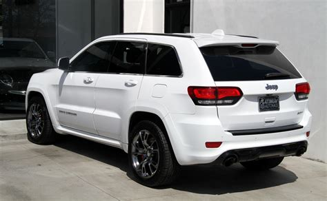 2014 Jeep Grand Cherokee Srt Stock # 6147a For Sale Near