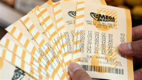 winning mega millions jackpot ticket sold  california