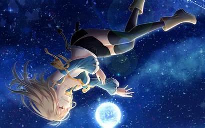 Fairy Tail Lucy Heartfilia Wallpapers Anime Moon