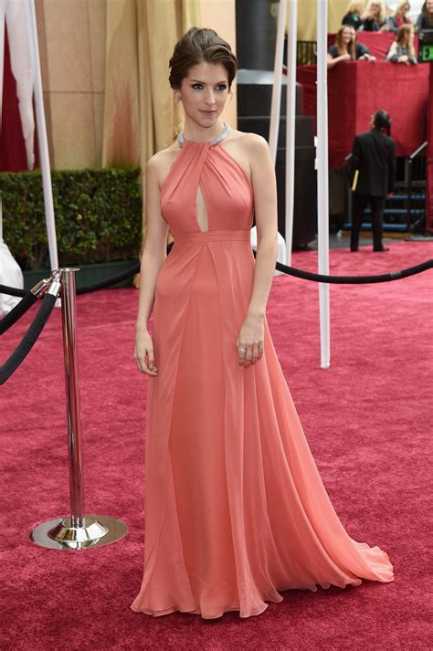Oscar Red Carpet Trend Striking Dresses