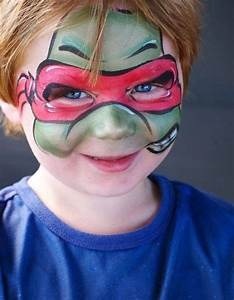 Maquillage Simple Enfant : maquillage enfant facile 42 suggestions pour halloween ~ Farleysfitness.com Idées de Décoration