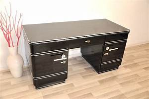 Art Deco Schreibtisch : art deco schreibtisch chromliner ~ Orissabook.com Haus und Dekorationen