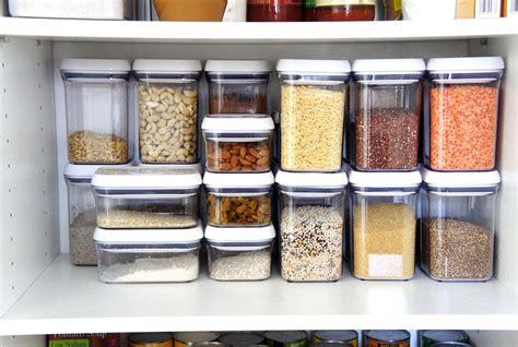 organize kitchen pantry pantry organization ideas real simple 1246