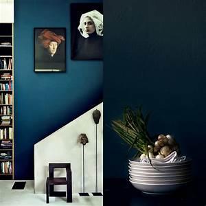eclectic trends color trend moody blue walls walls 2 idolza With attractive peinture murale couleur pastel 7 cuisine peinte en beige