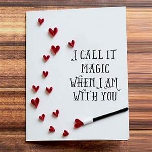Handmade Love Cards For Boyfriend Birthday ...