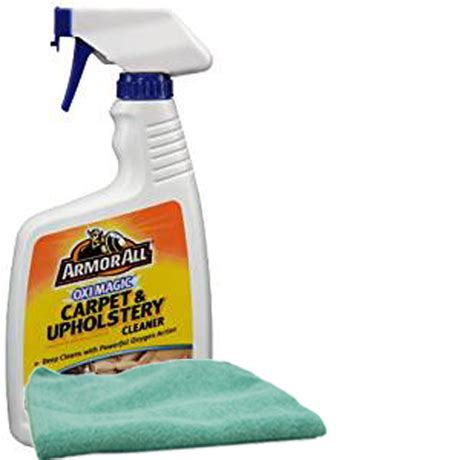 Microfiber Upholstery Cleaner Products by Armor All Oxi Magic Carpet And Upholstery Cleaner 22 Oz
