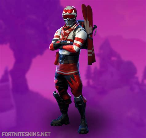 Fortnite Alpine Ace (can)  Outfits  Fortnite Skins