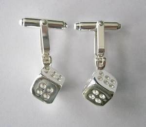 sterling silver alphabet cuff links cufflinks letter c With sterling silver letter cufflinks