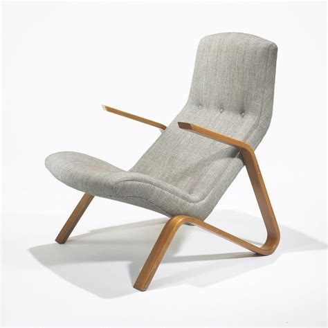 eero saarinen grasshopper lounge chair