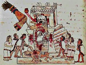 10 Aztec Sacrifice Facts – Human Sacrifices | Fun Facts ...