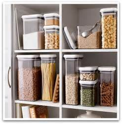 kitchen canisters flour sugar organizing 101 the pantry satori design for living