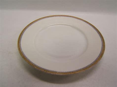 vintage rc bavaria  dessertsalad plate   white