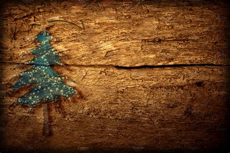 rustic christmas background holiday  creative