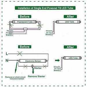 Philips Advance Ballast Wiring Diagram