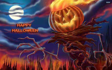 Happy Halloween Wallpapers  Wallpaper Cave