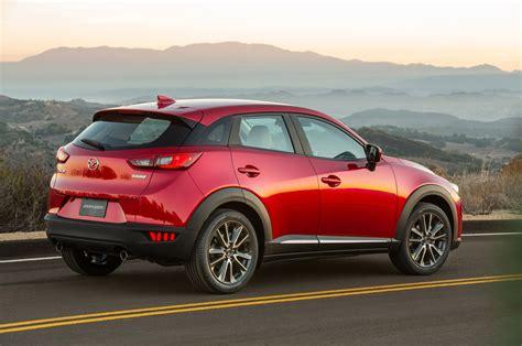2016 Mazda Cx 3 Drive Motor Trend