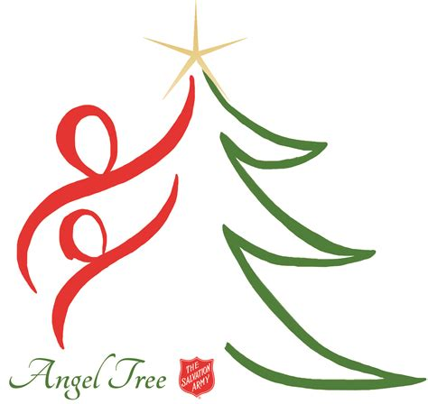 salvation army angel tree logo the salvation army of coastal alabama tree program the salvation army of coastal alabama