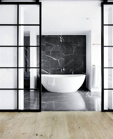 Decoration Ideas For Bathrooms Black And White by 10 Eye Catching And Luxurious Black And White Bathroom Ideas