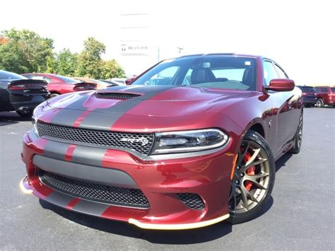 New 2018 DODGE Charger SRT Hellcat Sedan in Penn Yan