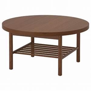 Ikea Table Basse : tables de salon design originales en verre en bois ikea ~ Teatrodelosmanantiales.com Idées de Décoration