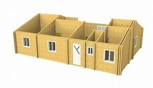 Prix Kit Maison Bois : maison en bois en kit ~ Premium-room.com Idées de Décoration