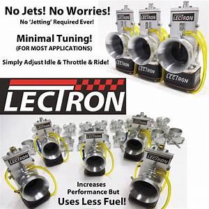 Lectron Carbs Jetless Carburettors
