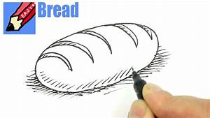 Bread Drawing | www.imgkid.com - The Image Kid Has It!