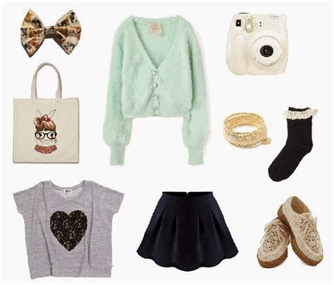 Outfits Kawaii Verano