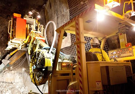 contract mining contract mining redpath mining contractors and engineers