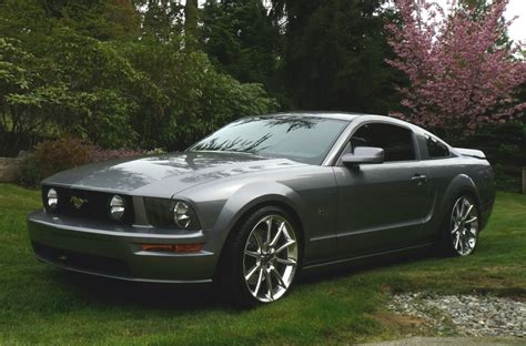 Ford Mustang 2006 by 2006 Ford Mustang Information And Photos Momentcar