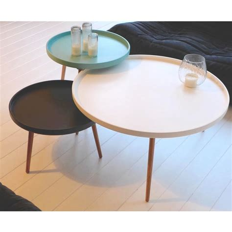 canapé jardin table basse scandinave kompass 90 by drawer