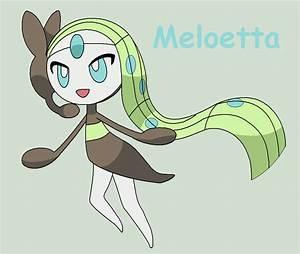 Pokemon Meloetta - Hot Girls Wallpaper