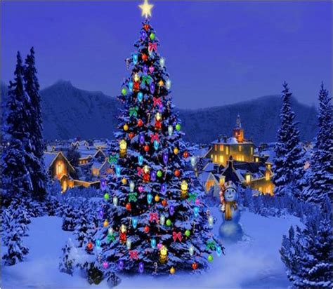 history of christmas tree lights