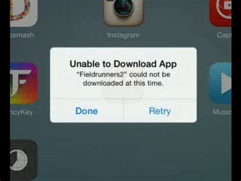 app not downloading unable to error this app could not be installed