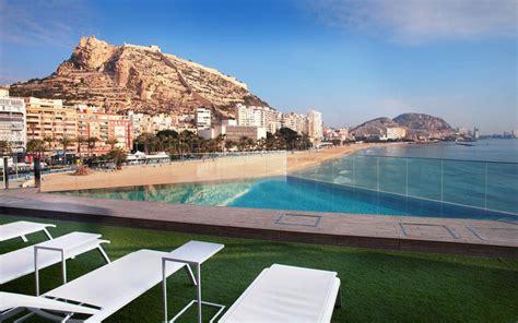 Best Hotels In Alicante Meli 225 Alicante Hotel Review Spain Telegraph Travel