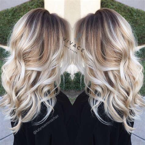 25 Beautiful Balayage Hairstyles Blonde balayage