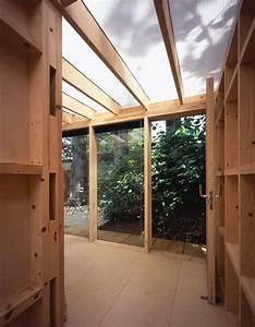 Hausanbau Selber Machen : summerhouse refugio urbano de madera para un pintor ~ Lizthompson.info Haus und Dekorationen