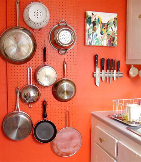 kitchen pegboard ideas 20 intelligent diy pegboard storage in your kitchen decorazilla design blog