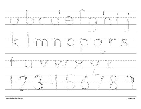 Traceable Alphabet Templates by Mrs Fullmer S Kinders Alphabet Tracing Cards