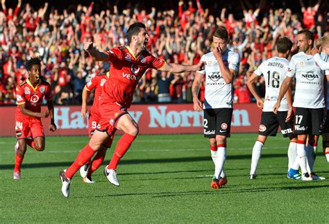 Football leagues from all over the world. Adelaide United vs Western Sydney Wanderers: A-League live ...