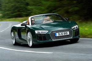 Audi R8 V10 Plus : audi r8 spyder v10 plus 2017 review by car magazine ~ Melissatoandfro.com Idées de Décoration