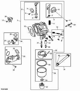 John Deere Carburetor Problems