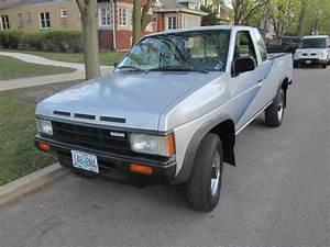 Nissan D21 4x4 For Sale