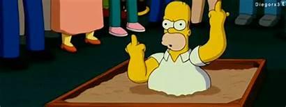 Simpsons Simpson Gifs Los Fox Oh