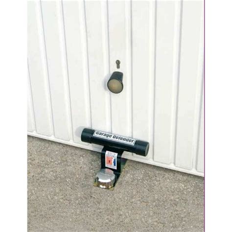 antivol porte de garage basculante masterlock 1490 eurdat