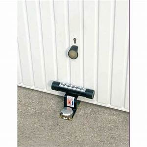 antivol porte de garage basculante masterlock 1490 eurdat With comment bloquer une porte de garage basculante